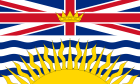 British Columbia Flagge