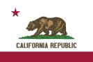 Kalifornien Flagge