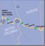 Map / Karte