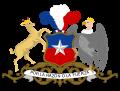 Wappen Chile