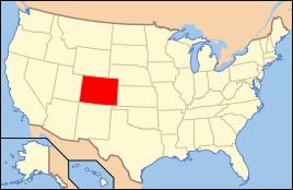 Map Colorado